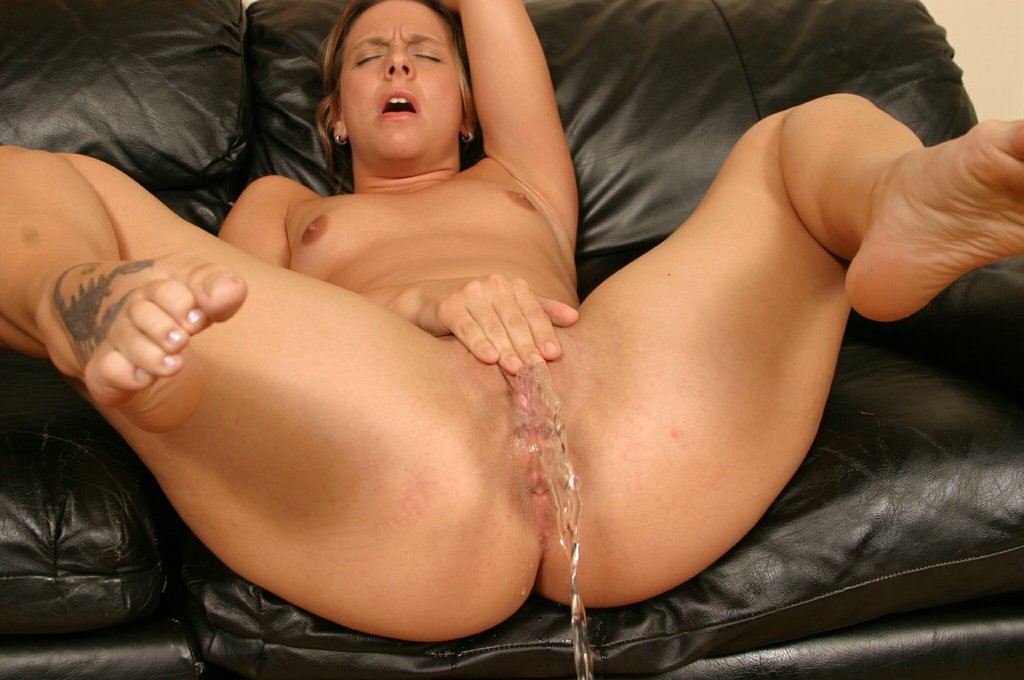 two girl squirt